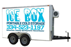 Ice Box Portable Cold Storage